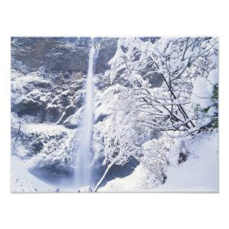 Oregon, Columbia Gorge National Scenics Area, Photograph