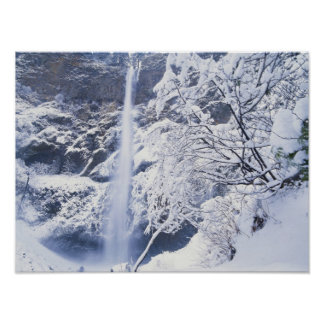 Oregon, Columbia Gorge National Scenics Area, Poster