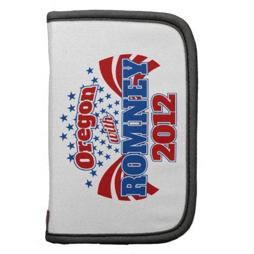 Oregon con Romney 2012 Planificador