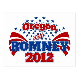 Oregon con Romney 2012 Postal