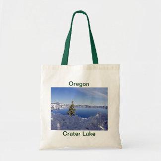 Oregon Crater Lake Tote Bags
