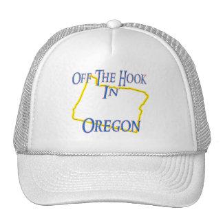 Oregon - del gancho gorras de camionero