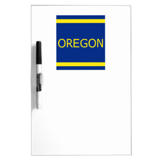 Oregon Dry Erase Board
