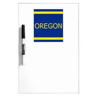 Oregon Dry Erase Board