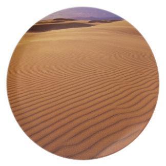 Oregon Dunes National Recreation Area, Oregon at Melamine Plate