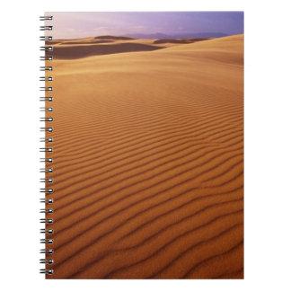 Oregon Dunes National Recreation Area, Oregon at Notebook