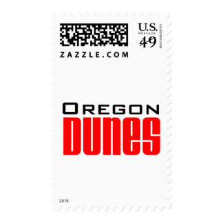 oregon dunes postage stamps