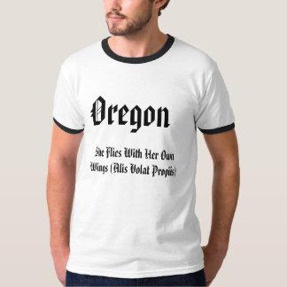 Oregon - ella vuela con sus propias alas (Alis… Camisas