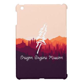 Oregon Eugene Mission iPad mini Glossy Case Red iPad Mini Case
