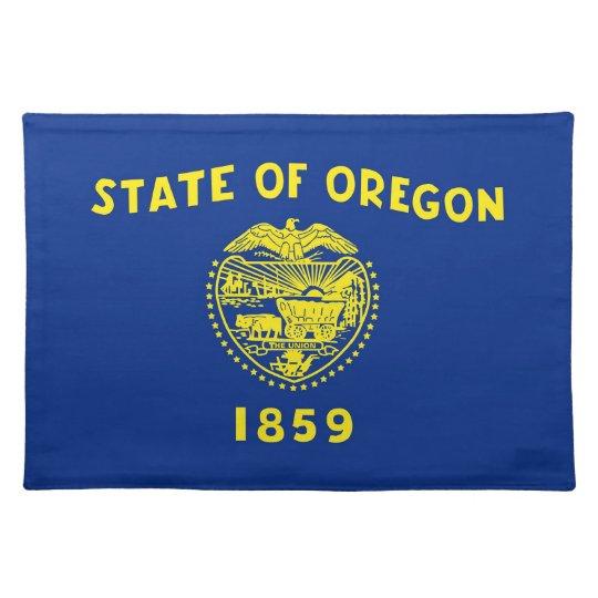 Oregon Flag American MoJo Placemat