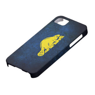 Oregon Flag (back) iPhone 5 Case