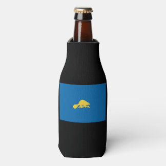 OREGON Flag Bottle Cooler
