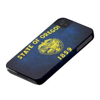 Oregon Flag; iPhone 4 Cases