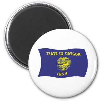 Oregon Flag Magnet