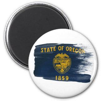 Oregon Flag Magnets