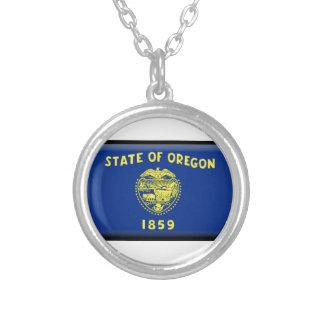 Oregon flag necklaces