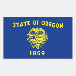 Oregon Flag Stickers