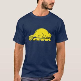 Oregon Flag Theme 01 T-Shirt