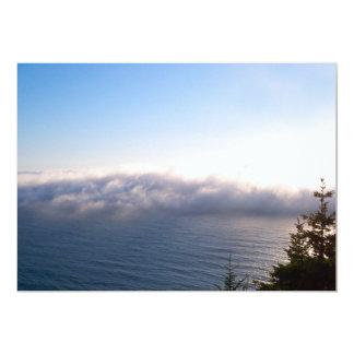 Oregon Fog Card