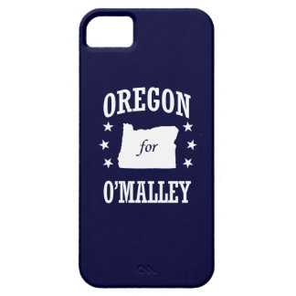 OREGON FOR O'MALLEY iPhone 5 COVER