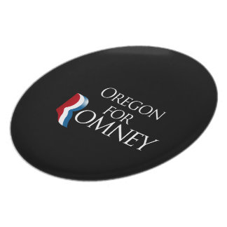 Oregon for Romney -.png Party Plates