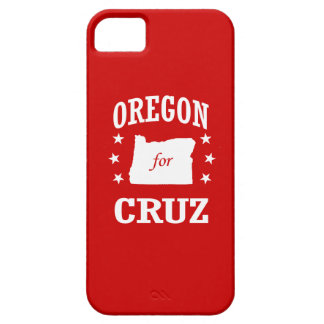 OREGON FOR TED CRUZ iPhone 5 COVER