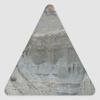 Oregon Fossil Beds Triangle Sticker