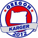 Oregon Fred Karger Escultura Fotográfica