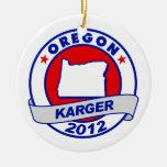 Oregon Fred Karger Ornato