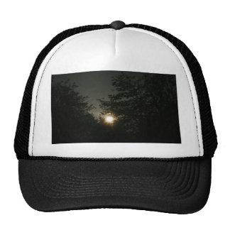 Oregon Full Moon in Spring Trucker Hat
