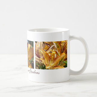 Oregon Gardens Lily Flowers Coffee cup gifts Mugs