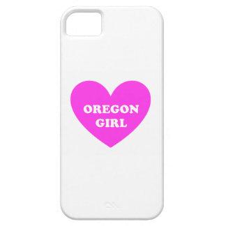 Oregon Girl iPhone 5 Covers