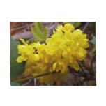 Oregon Grape Flowers Yellow Wildflowers Doormat