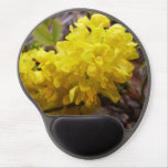 Oregon Grape Flowers Yellow Wildflowers Gel Mouse Pad