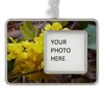 Oregon Grape Flowers Yellow Wildflowers Ornament