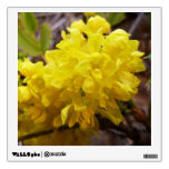 Oregon Grape Flowers Yellow Wildflowers Wall Sticker
