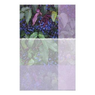 Oregon Grape Stationery
