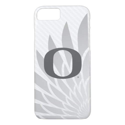 Oregon | Gray Jersey Phone Case