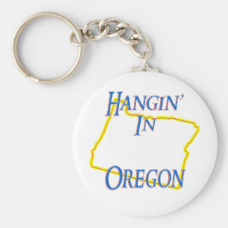 Oregon - Hangin' Keychains
