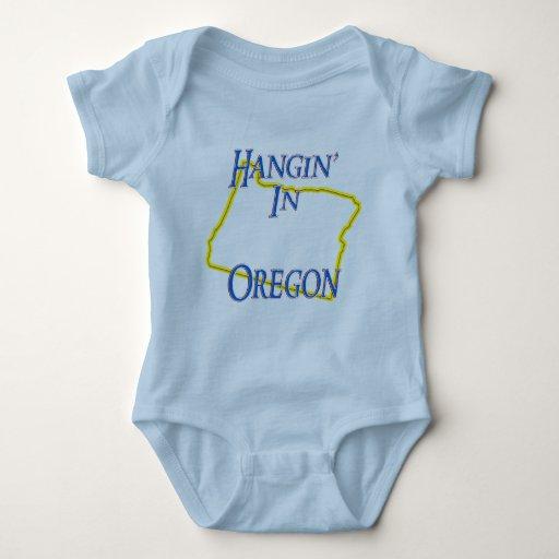 Oregon - Hangin Playeras