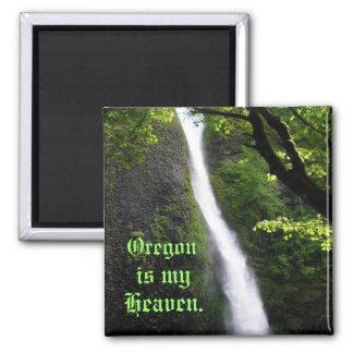 Oregon Heaven Magnet