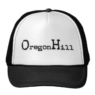 Oregon Hill, Richmond, VA Trucker Hat