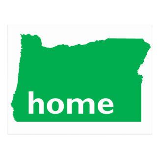 Oregon Home Postcard