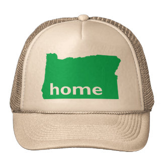 Oregon Home Trucker Hat