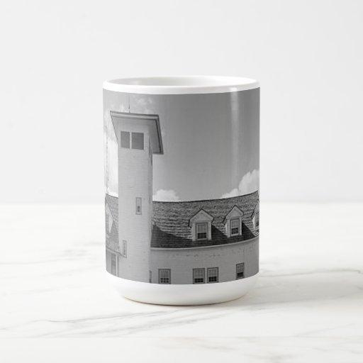 Oregon Inlet lighthouse Coffee Mugs