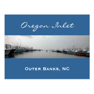 Oregon Inlet Postcard
