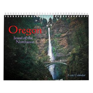 Oregon Jewel 2011 Calendar