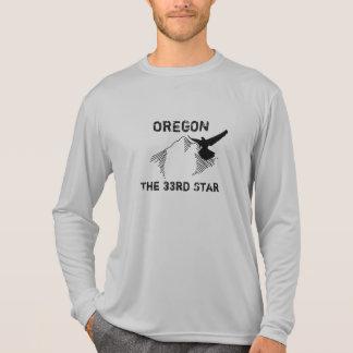 Oregon - la 33ro estrella - la camiseta de los playera