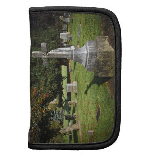 Oregon, lago Oswego, cementerio pionero 2 de Osweg Planificadores
