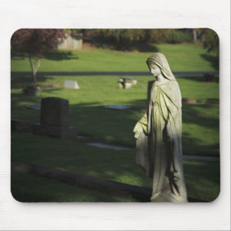 Oregon, lago Oswego, cementerio pionero de Oswego Alfombrilla De Ratones